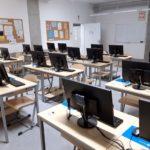 Pracownia terminalowa w szkole podstawowej - Marki Polska