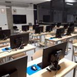 Pracownie terminalowe w Markach - szkoła podstawowa