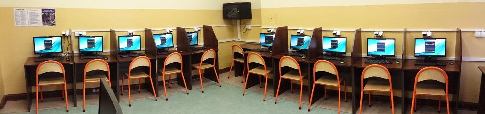 Szkolna pracownia terminalowa - terminalowe komputerowe vCloudPoint