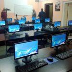 Szkolna pracownia terminalowa w Wągrowcu