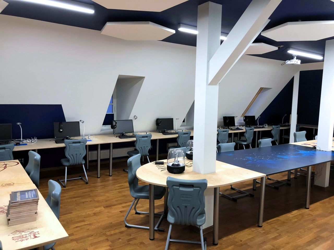 Komputerowa pracownia terminalowa vCLoudPoint - EDUKATORNIA Gdańsk