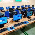 Pracownie terminalowe - szkoła podstawowa w Gostyniu