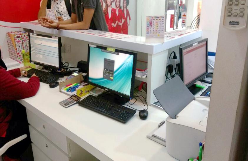 Terminale vCloudPoint w małych i średnich firmach