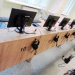 Państwowa Wyższa Szkoła Zawodowa w Koninie - pracownia terminalowa vCloudPoint