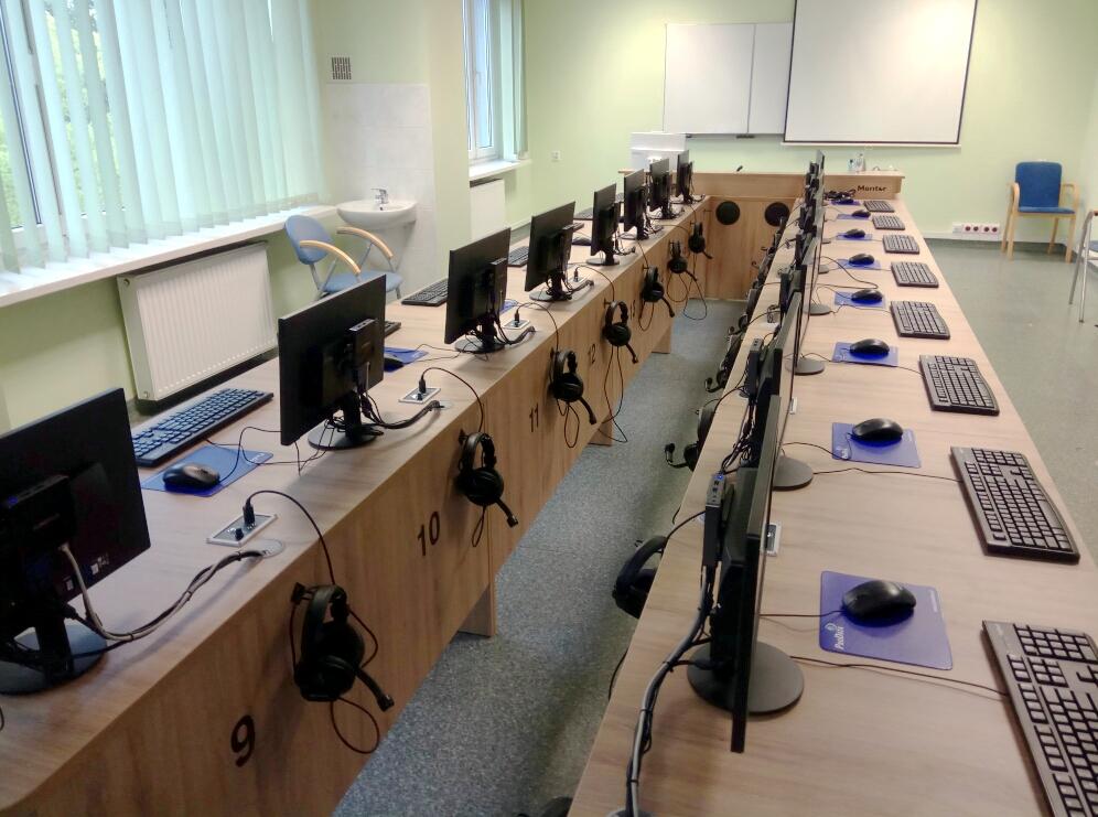 Pracownia terminalowa vCloudPoint w Państwowej Wyższej Szkole Zawodowej w Koninie