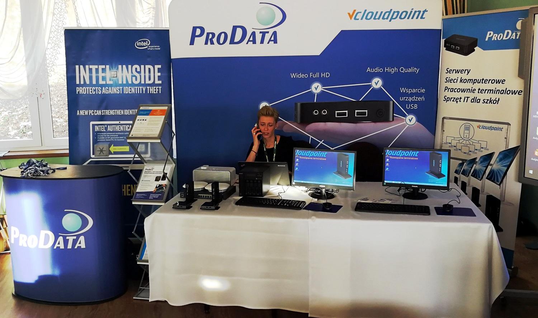 ProData - dytrybutor vCloudPoint Polska na Zlocie Edukacyjnym w Utroniu