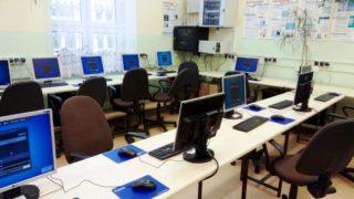 Pracownia komputerowa zbudowana na terminalach vCloudPoint - szkoła podstawowa w Sobolewie