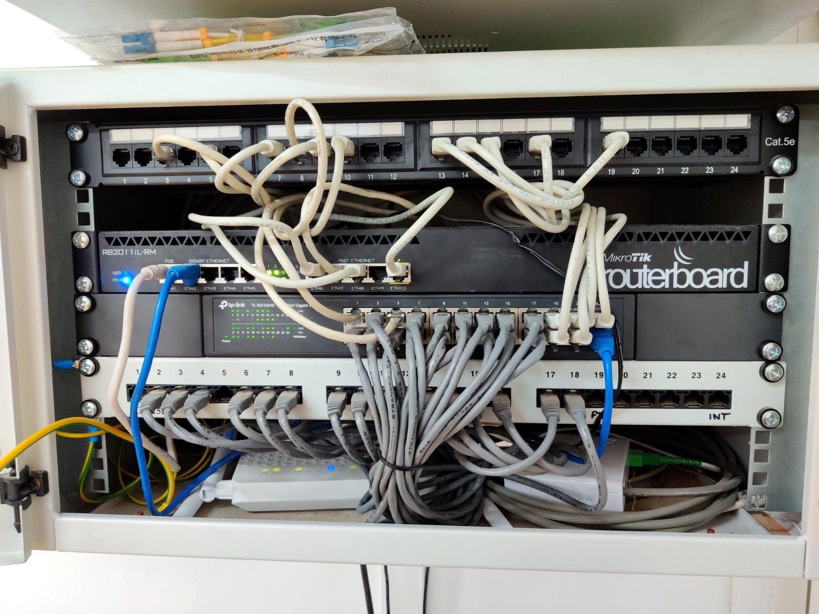 Pracownia terminalowa vCloudPoint w SP Stanowice