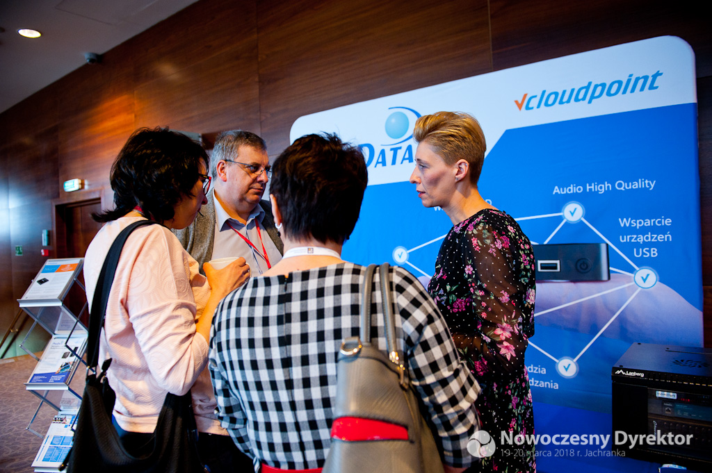 Konferencja Nowoczesny Dyrektor 2018
