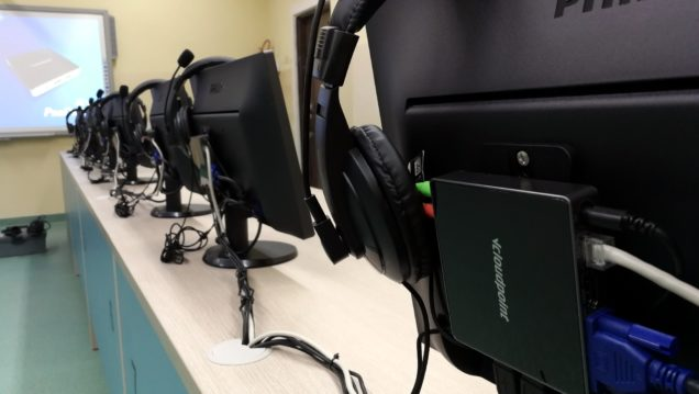 V1 vCloudPoint - terminal Zero Client - komputery dla szkół