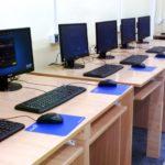 Rozbudowana pracowania edukacyjna w Lgocie wykorzystująca terminal sieciowy