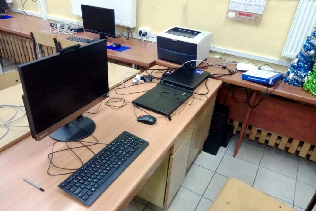 Pracownia terminalowa vCloudPoint ProData