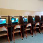 Terminal komputerowy vCloudpoint zastosowany w szkole w Radomiu
